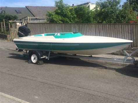 speedboot phantom phantom 18 speedboat with mercury 150 v6 blackmax for sale