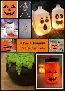 Halloween Arts And Crafts For Kids Pinterest - 18 fun halloween crafts for kids