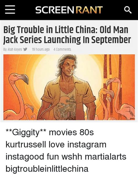 25 best memes about big trouble in little china big