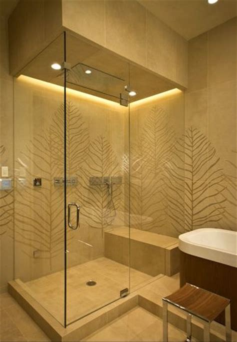 waterproof lighting for bathrooms beautiful shower uses waterproof warm white led strips as