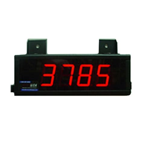 Counter 4 Digit industrial manufacturing retail 4 digit led display up counter led display