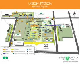 Map Of Union Station Chicago by Union Station Map My Blog