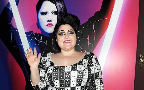 Beth Ditto Blames For Womens Poor Self Image by Beth Ditto The It Telegraph