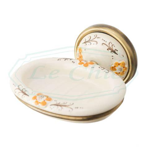 accessori bagno bronzo accessori bagno 8 pezzi accessori bronzo e ceramica