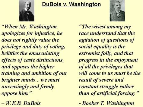 booker t washington vs web dubois venn diagram booker t washington vs w e b dubois analyzing their