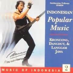 album faysal dangdut populer vol 3 of indonesia popular kroncong
