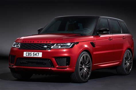 range rover sport refreshing or revolting 2018 range rover sport motor trend