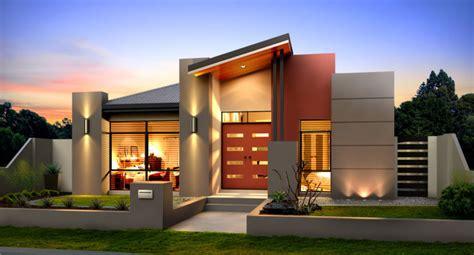 australian inspired single story contemporary house pinoy house designs pinoy house designs