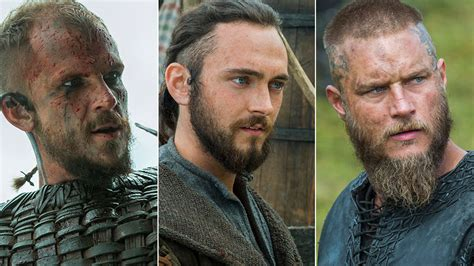 what happened to ragnars hair in season 3 vikings athelstan drives a wedge between ragnar and