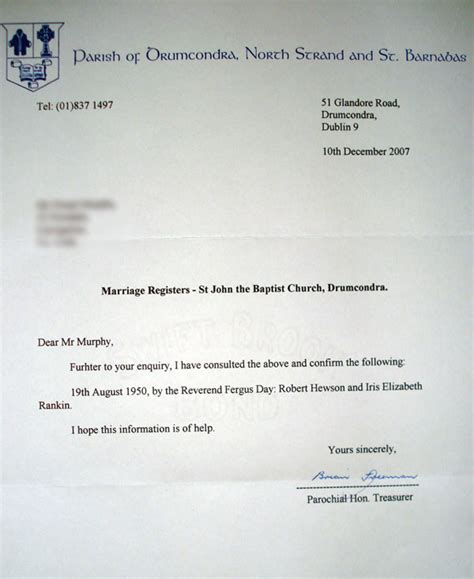 Proof Letter Of Marriage U2 Fans Are Amazing A Story