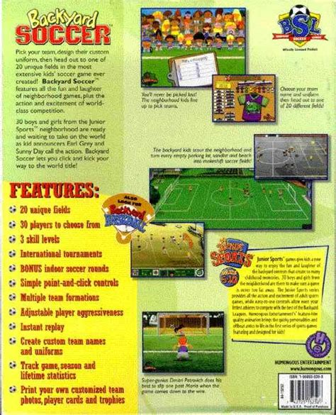 backyard soccer mls edition pc download backyard soccer mls edition 28 images backyard soccer mls edition 2001 macintosh