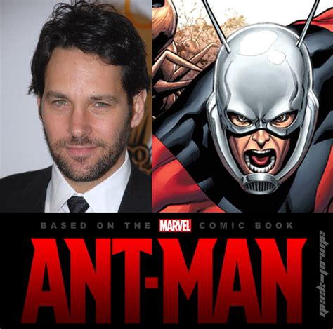 actor ant man paul rudd cast for ant man