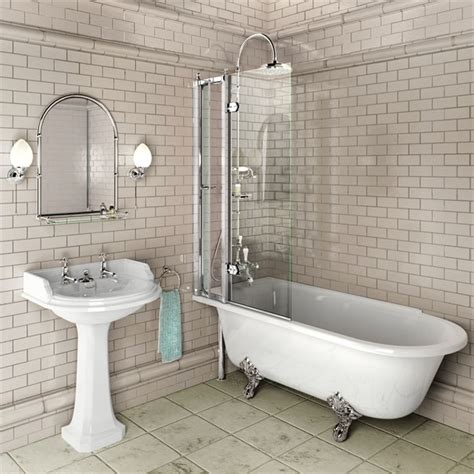 burlington bathroom reviews bath screen with access panel 1450 x 850 mm burlington eu