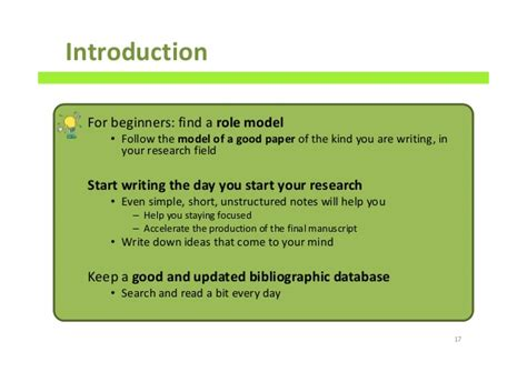 how to write scientific paper introduction how to write a science report paper introduction