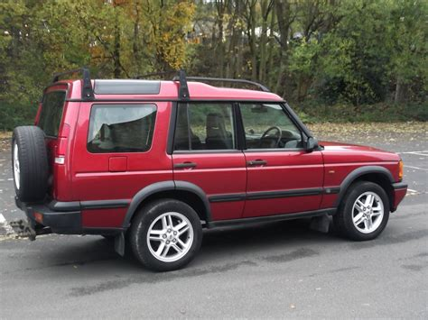 used land rover discovery 2 5 td5 gs 5 seat 5dr for sale