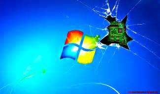 Computer Desktop Zoomed In Broken Screen Wallpaper Windows 7 Hd Zoom Wallpapers