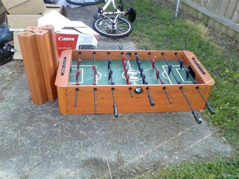 foosball table for sale craigslist foosball table for sale fli