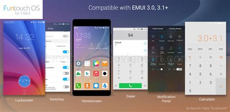 emui themes hwt funtouch os theme for emui by duophased on deviantart