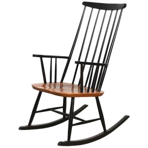 scandinavian rocking chair australia modern scandinavian rocking chair at 1stdibs