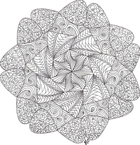 birthday mandala coloring pages coloring for adults kleuren voor volwassenen kleuren