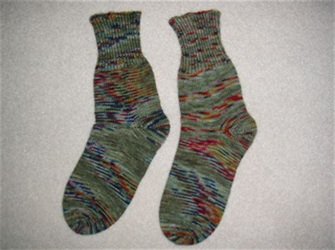 basic sock pattern using magic loop ravelry basic magic loop toe up sock pattern by barb tolleson
