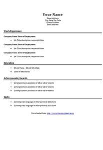 free resume layout templates ebook database