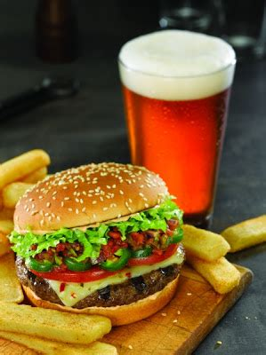 news red robins  spring menu includes spring beer