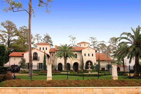 opulent mediterranean style mansion in 3