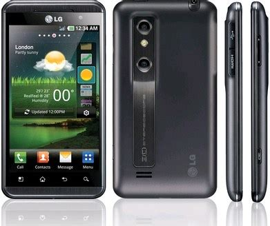 lg optimus 3d p920 specifications