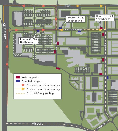 texas childrens hospital map route dell children s center of central texas