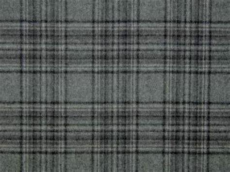Kemeja Check Black Darkgrey designer curtain upholstery fabric 100 wool tartan check plaid grey black white ebay