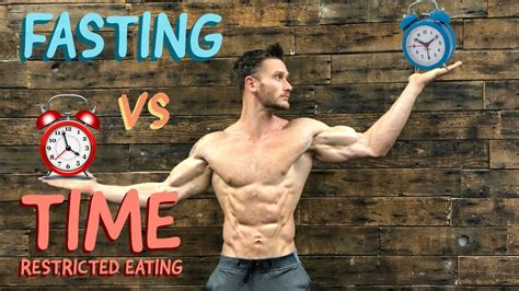 fasting time intermittent fasting vs time restricted is there a