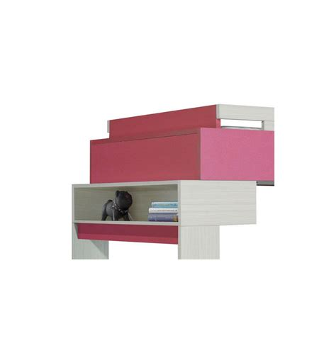 bunk bed desk combination libellule designer bunk bed desk combination