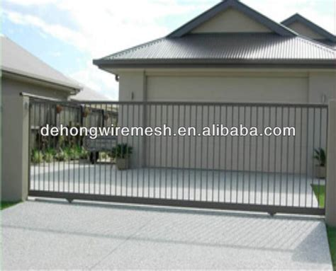 sliding gate designs for homes factory buy sliding