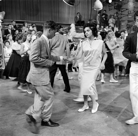swing dance names tony porrini and arlene sullivan american bandstand i