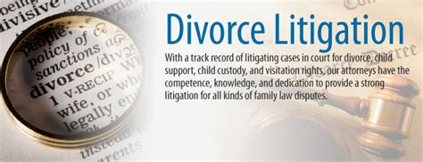 Dallas Family Court Records Divorce Litigation Dallas Divorce Litigation Family