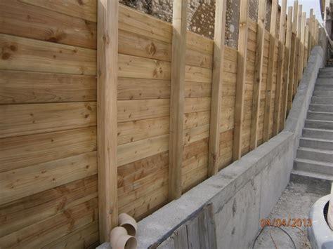 Fabriquer Une Palissade En Bois by Palissade En 233 Pic 233 A 233 Tuv 233