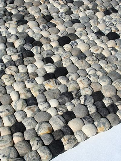 pebble rug nice decors 187 blog archive 187 artificial pebble rug made of