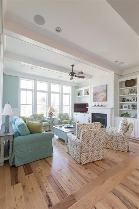 paint colors for living room casual cottage coralberry cottage house of turquoise
