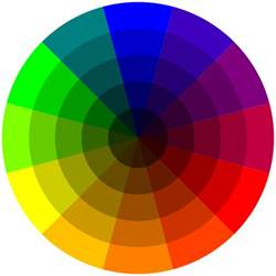 color wheek free coloring pages of colour wheel