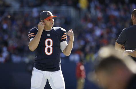 famous bears quarterbacks bears quarterback jimmy clausen chicago tribune