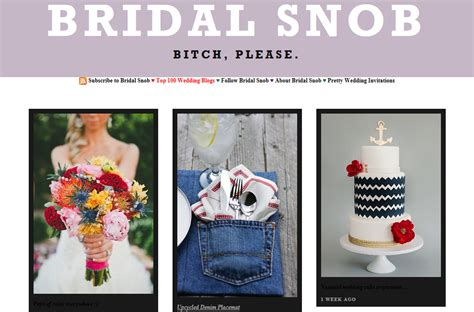 Web Snob Weekly Roundup 3 by The Kallah Whisperer Weekly Bridal Roundup 3