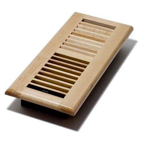 Floor Register 4 X 12 by Decor Grates 4 In X 12 In Steel Floor Register With