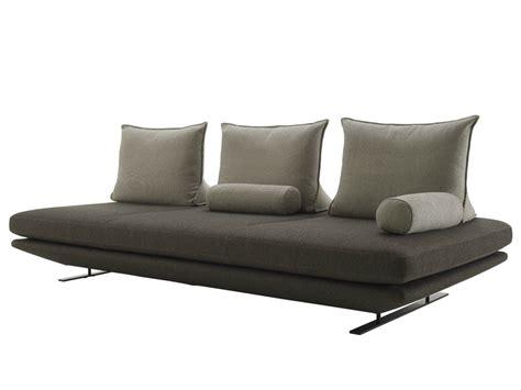 ligne roset bench upholstered fabric bench prado by ligne roset design