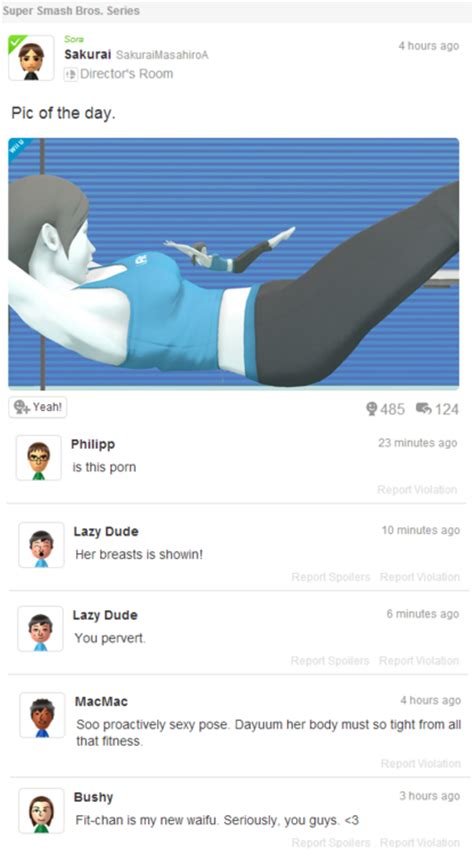 Wii Fit Trainer Meme - image 560596 wii fit trainer know your meme
