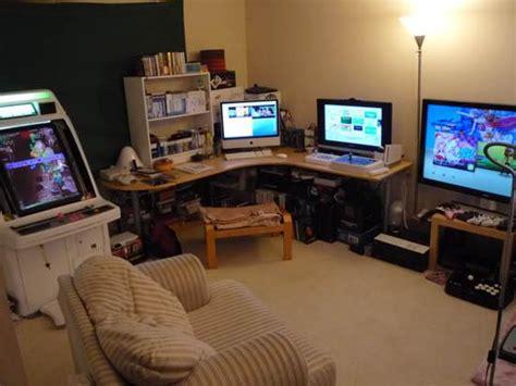 decoracion habitacion gamer increibles habitaciones de gamers itecnomax