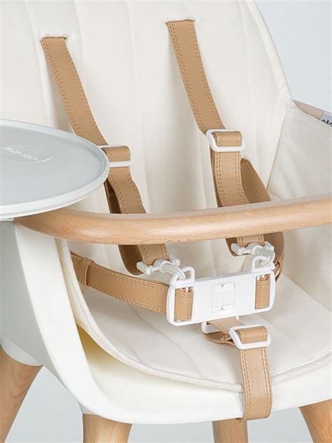 mid century modern ovo high chair by micuna