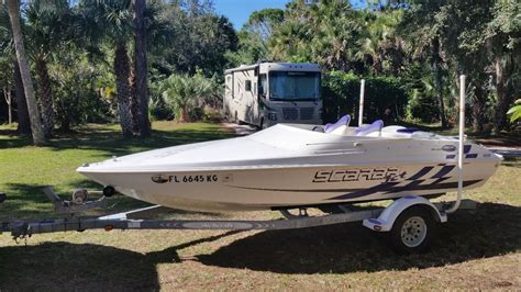 scarab jet boats top speed wellcraft scarab jet 1998 for sale for 6 999 boats from