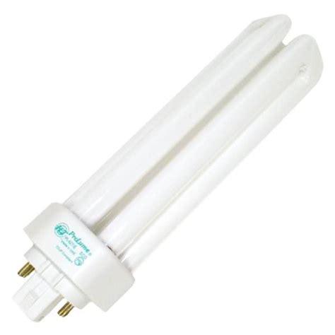 prolume eco shield fluorescent ls halco 109072 pl42t e 50 eco triple tube 4 pin base