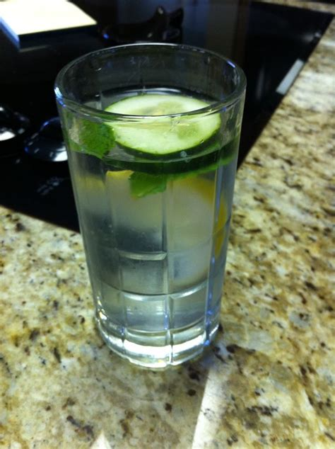 To Make A Gallon Of Detox Water by How To Make A Metabolism Boosting Lemon Detox Drink